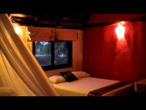 OM Tulum Palapa Room