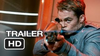 Star Trek Into Darkness (NEW) Official Trailer (2013) - JJ Abrams Movie HD