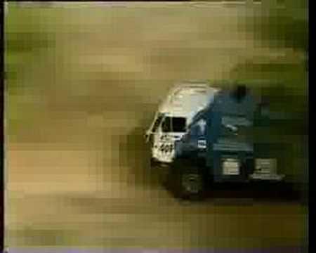KAMAZ   Dakar / Master Rally www.russiantrucks.com