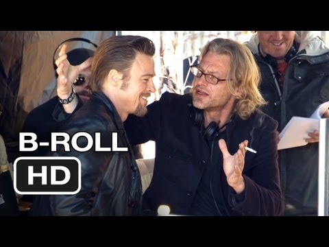 Killing Them Softly B-ROLL #2 (2012) - Brad Pitt, Ray Liotta Movie HD