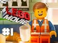 THE LEGO MOVIE VIDEOGAME - LEGO BRICK ADVENTURES - Part 1- Awesome! (HD Gameplay Walkthrough)