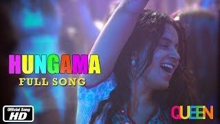 Queen -  Hungama  Full Song