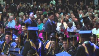 Columbia Southern University 2015 Commencement (Afternoon ceremony)