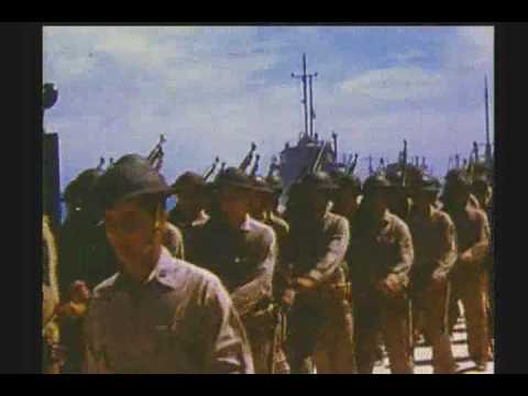 WW II : RARE COLOR FILM : MIDWAY : DIRECTED BY JOHN FORD