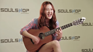 PSY-Gentleman+Gangnam Style:Acoustic Mashup Megan Lee