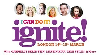 Rebecca Campbell hopes to see you at I Can Do It! Ignite in London, 2015