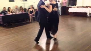 Pink Ribbon Fundraiser Milonga - Performances from Tangueros - 1 of 3