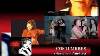 Rocio Durcal – Costumbres A dueto con Pandora