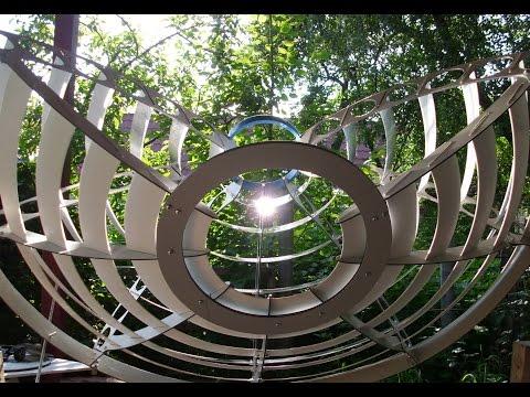 Солнечная концентраторы своими руками фото