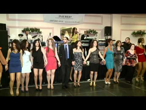 Assyrian Easter Party Chicago Linda George 2012 part 1