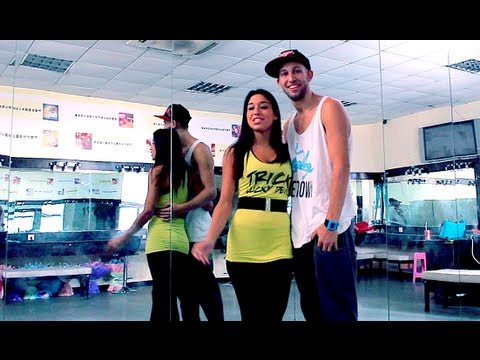 Beauty And A Beat TUTORIAL - Justin Bieber Dance Choreography ft Nicki Minaj | Believe