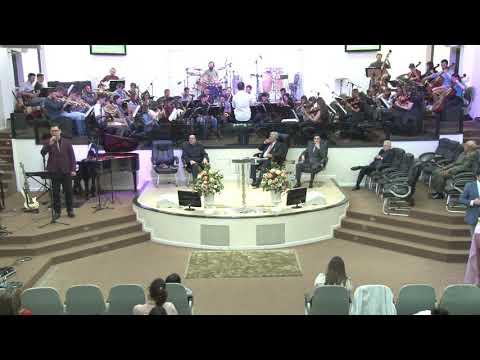 Orquestra Sinfônica Celebração - Harpa Cristã | Nº 432 | Consagrado ao Senhor - 02 12 2018