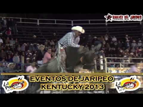 PROMO! EVENTOS DE JARIPEO KENTUCKY 2013 (1080p HD)