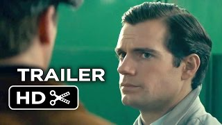 The Man From U.N.C.L.E. Official Trailer #2 (2015) � Henry Cavill, Armie Hammer Spy Movie HD