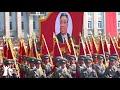 Фрагмент с начала видео Как произойдёт объединение Кореи