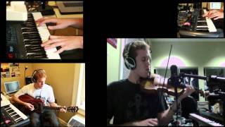 Maroon 5 - Payphone (VIOLIN COVER) - Peter Lee Johnson