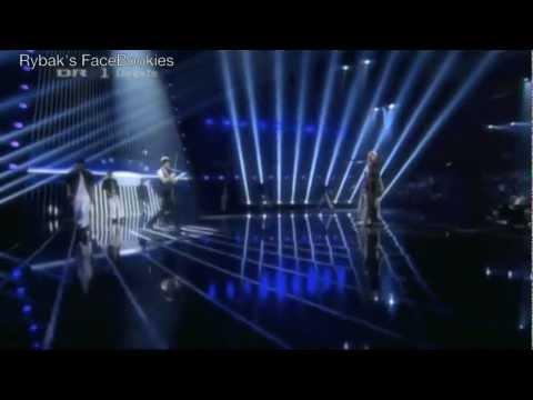 Alexander Rybak Eurovision Medley. MGP Denmark, 21.01.2012