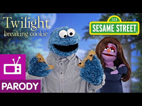 Sesame Street: Twilight Breaking Cookie (Twilight Parody)