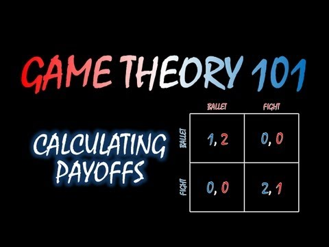 Game Theory 101: Calculating Payoffs