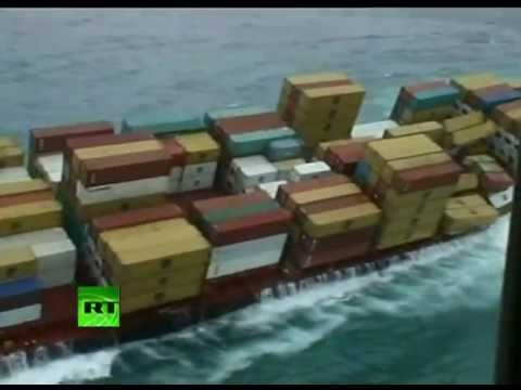 Ship Oil Spill: New Zealand -worst disaster- keeps leaking