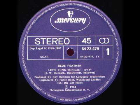 Blue Feather - Let's Funk Tonight (1981)