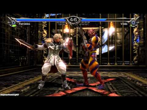 Soul Calibur V 'Story Mode Playthrough PART 1' TRUE-HD QUALITY