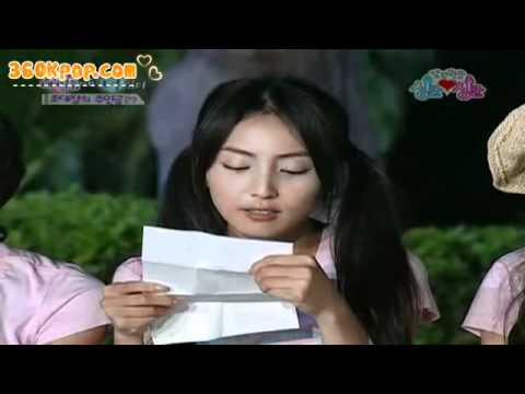 Game Show thực tế Tiffany SNSD Kko Kko tour part 7
