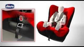 Автокресло Eletta Comfort - Группа 0 + / 1 (0-18 кг) - видео по установке