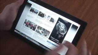 Vidéo : Test Lenovo Miix 3 - Multimédia