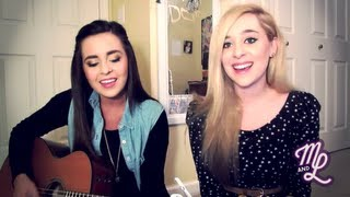 "Taylor Swift ""I Knew You Were Trouble"" by Megan and Liz"