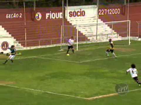 Palmeiras B 2x1 União Barbarense - Copa Paulista 2011