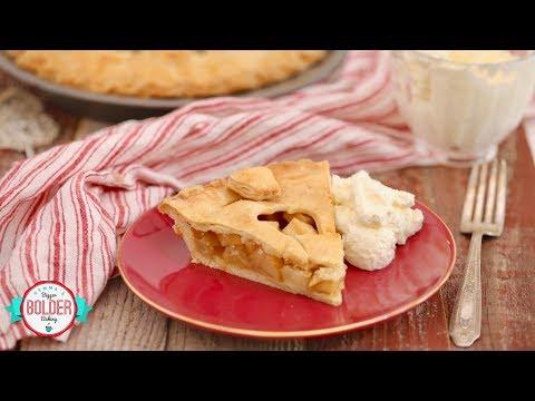 Perfect Classic Apple Pie | Gemma's Bigger Bolder Baking