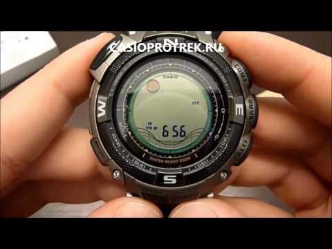 CASIO PRW-1500T-7V отзывы - clockshopru
