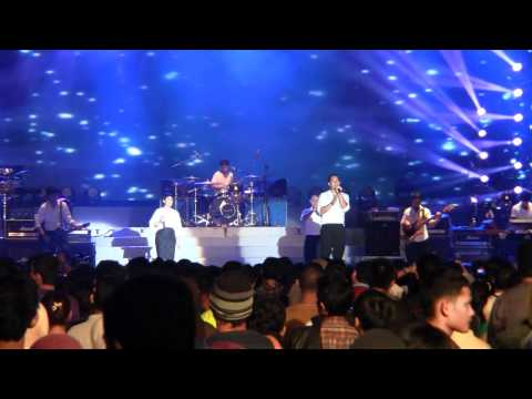 Maliq & D'essentials - Untitled @ Jakarta Fair 2011 [HD]