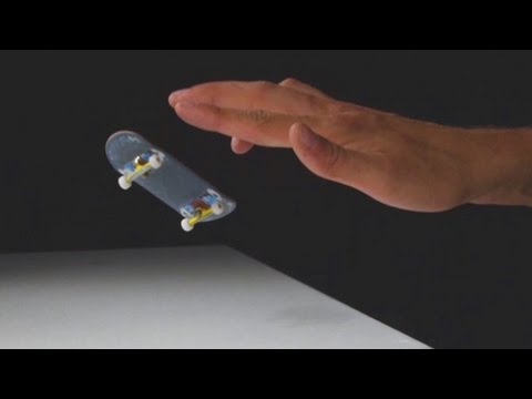 How-To Switch 360 Flip - FingerTips Tutorial 21 - Disney Exclusive