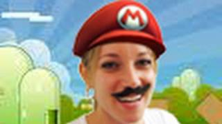 Girlfriend Wears Mustache Prank
