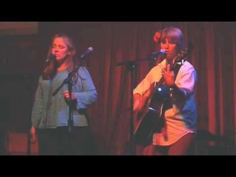 Sara Hickman & Kristin DeWitt / Everything's Red / 7.02.09 @ The Cactus Cafe