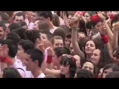San Fermin 2014 - Macro Happy