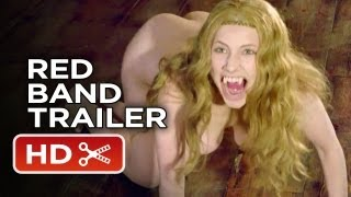 Dracula 3D Official Red Band Trailer (2013) - Dario Argento Movie HD