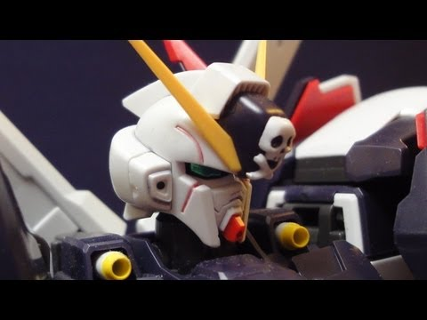 MG Crossbone Gundam X1 Full Cloth (Part 1: Intro & Parts) gunpla review