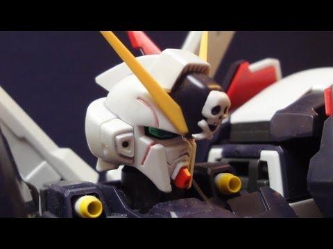 MG Crossbone Gundam X1 Full Cloth (Part 1: Intro & Parts) gunpla review