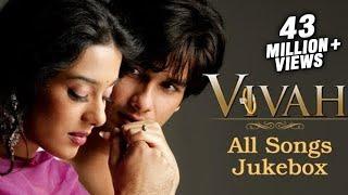 Vivah All Songs Jukebox Collection - Superhit Bollywood Hindi Songs - Shahid Kapoor & Amrita Rao