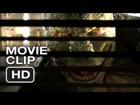 The Amazing Spider-Man Movie Clip #1 - Connors Is Coming To You (2012) Andrew Garfield HD