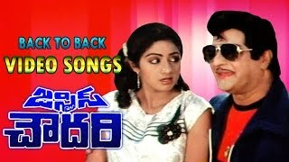 Justice Chowdary Back to Back Video Songs