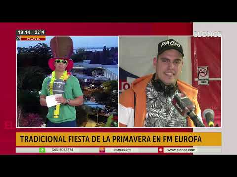 En Paraná la primavera se festeja en casa: Shows en vivo y mucha diversión