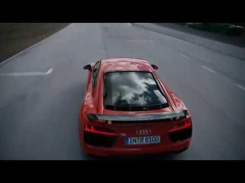 Audi präsentiert neuen R8