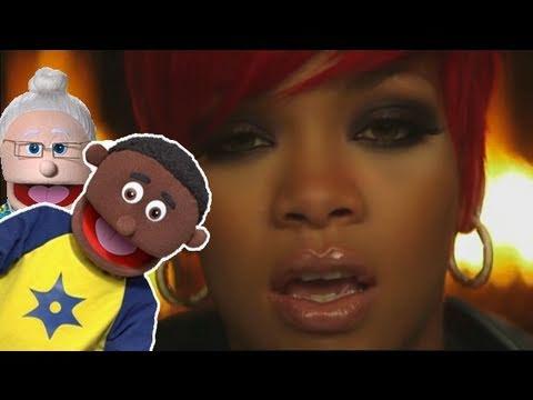 Love The Way You Lie Part 2 - Rihanna ft. Eminem PARODY