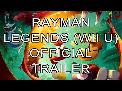 Rayman Legends (Wii U) Trailer