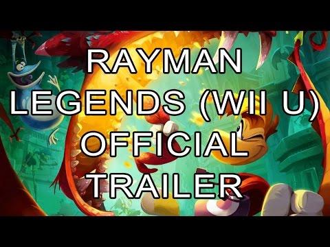 Rayman Legends (Wii U) Trailer