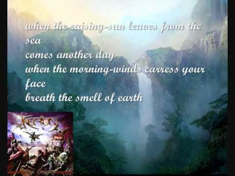 Kerion - Time of Fantasy (with lyrics) acoustic version